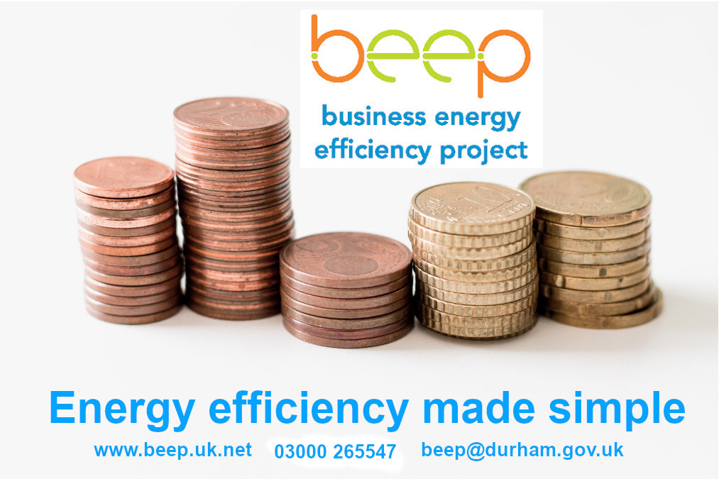beep energy efficiency made simple contact details beep.uk.net 03000 265547 beep@durham.gov.uk