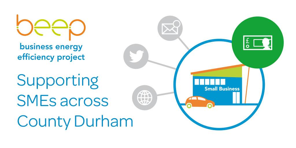 BEEP supporting Small Medium Enterprises across County Durham